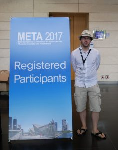 META 2017 conference, Incheon (South Korea)