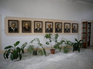 Nobel Prize laureates who have worked in Lebedev Institute, Moscow.