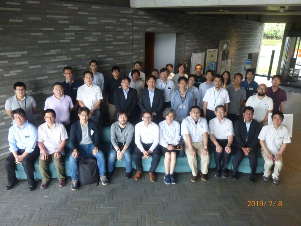 Seminar in Kansai Photon Institute
